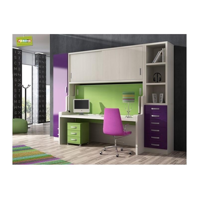Muebles cama nido segunda mano 20170801020437 - Dormitorios ninos segunda mano ...