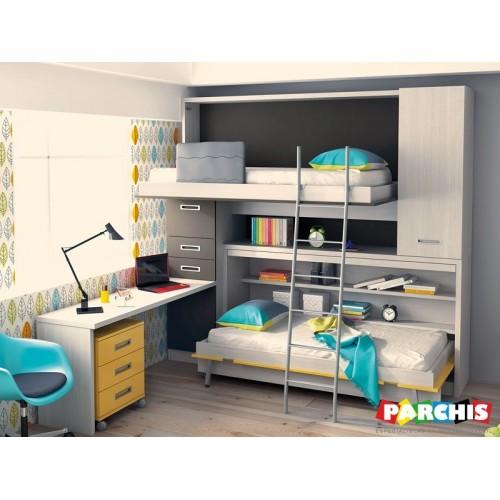 Camas nido en madrid economicas - Habitaciones con camas nido ...