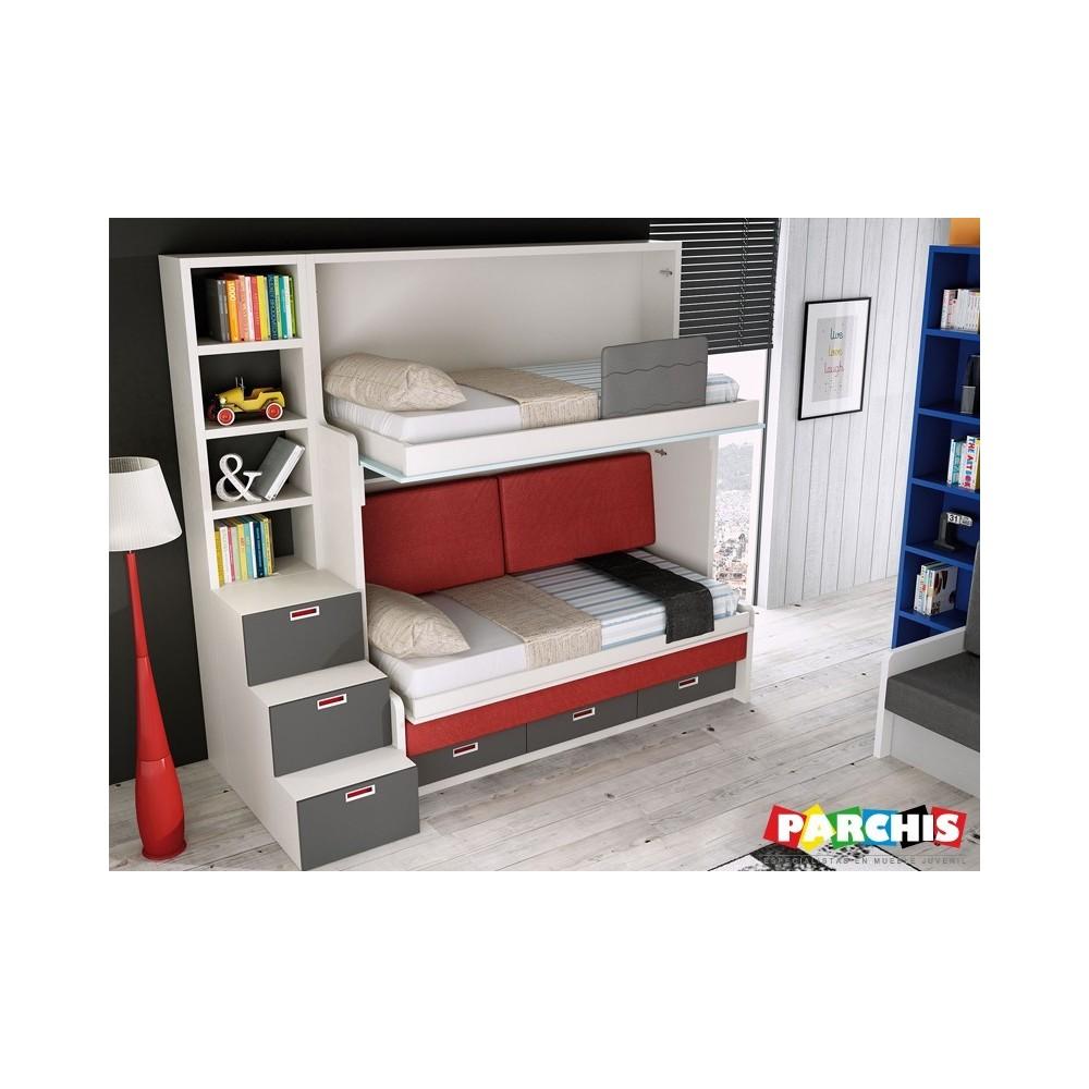 Muebles juveniles en madrid para chicos comprar muebles for Camas para chicos