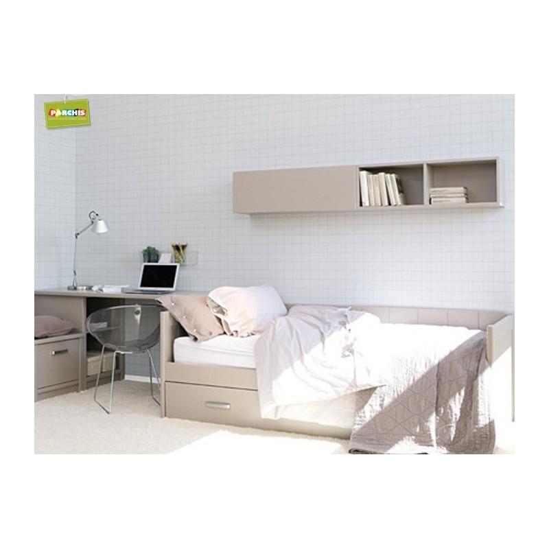 Camas compactas en madrid 29 tienda habitaciones juveniles - Camas juveniles compactas ...