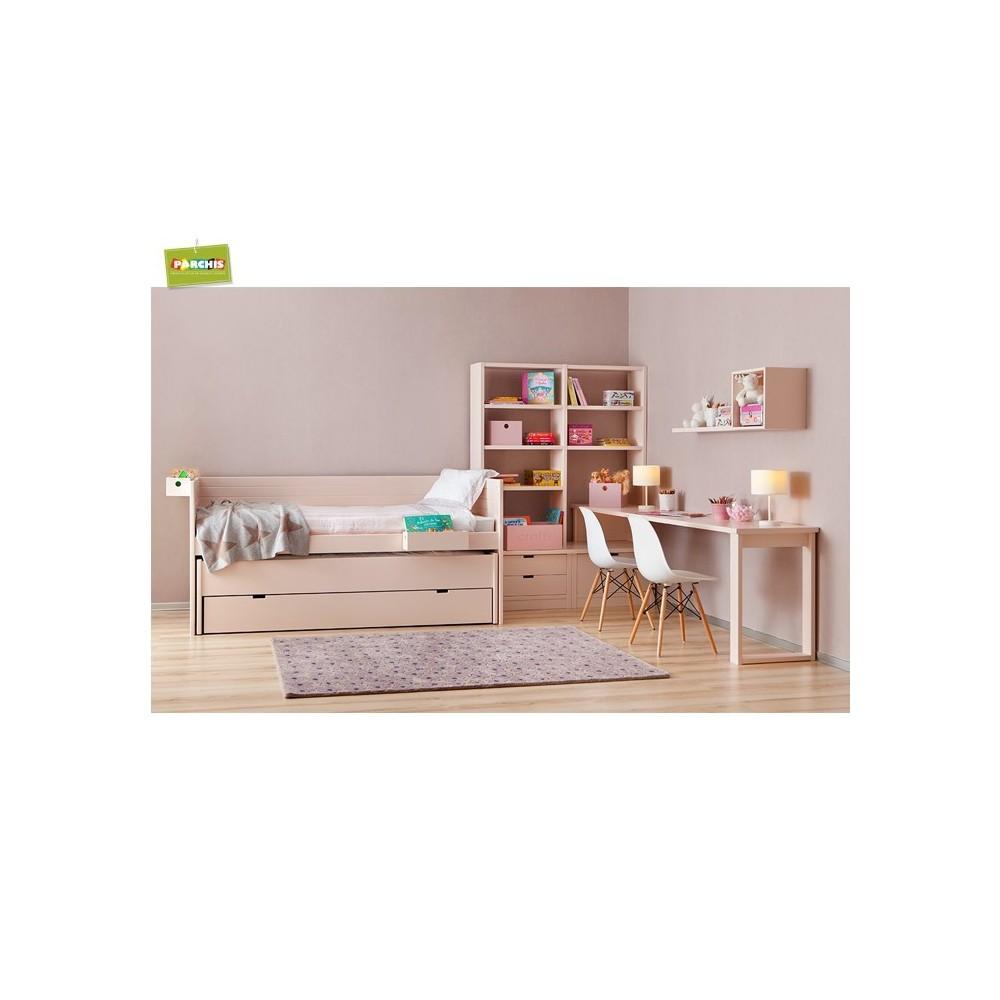 Habitacionesjuvenilesconliteras muebles literas fijas - Habitaciones de dos camas ...