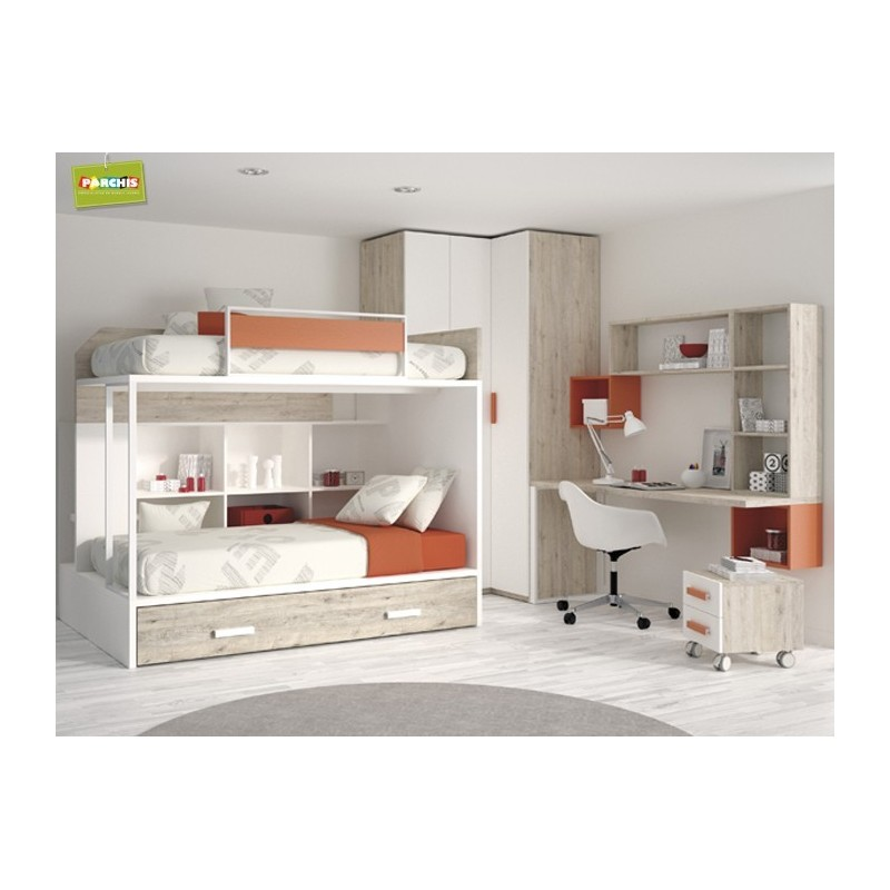 Camas individuales de 90 venta camas en madrid for Muebles de oficina en san isidro