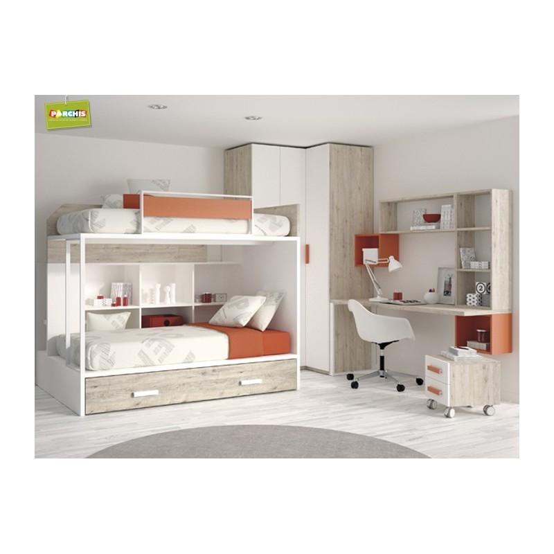 Dondecomprarmueblesinfantilesabatiblesenmadrid - Ver dormitorios juveniles ...