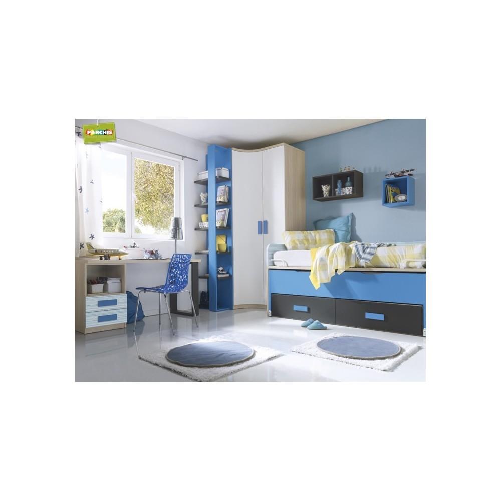 Comprar muebles juveniles madrid baratos literas dobles for Muebles de oficina jovalu