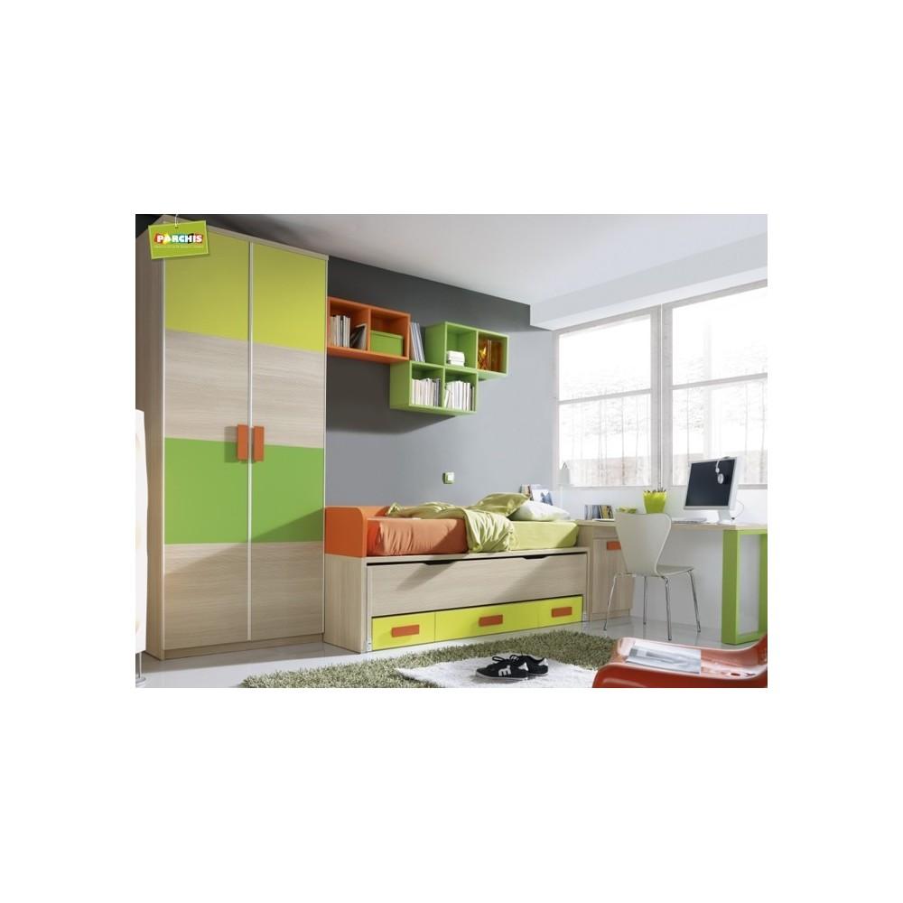 Muebles infantiles madrid muebles juveniles dormitorios - Muebles dormitorios infantiles ...