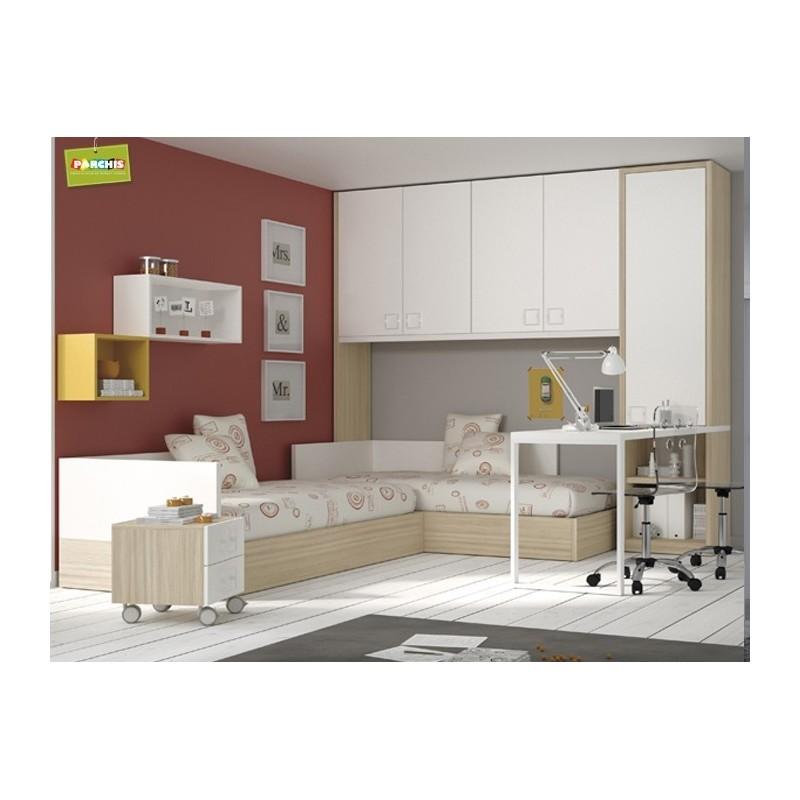 Muebles cama abatibles horizontales 20170721124751 - Camas muebles abatibles ...