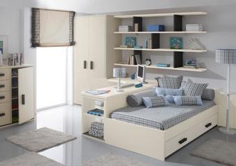 Dormitorios juveniles m s de 300 modelos precios econ micos for Ver dormitorios juveniles