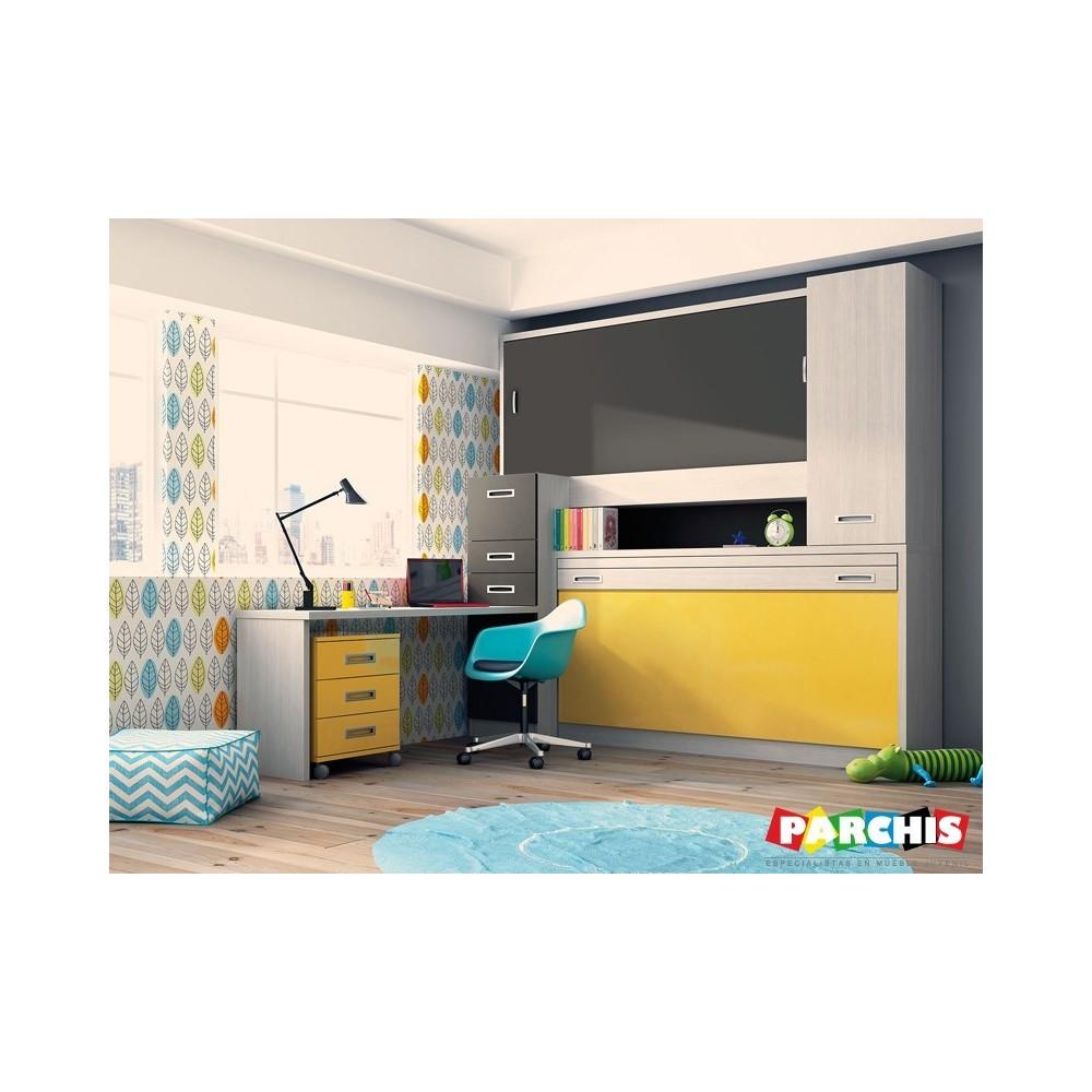 Comprar literas abatibles para pladur sistemas abatibles for Donde comprar muebles en madrid