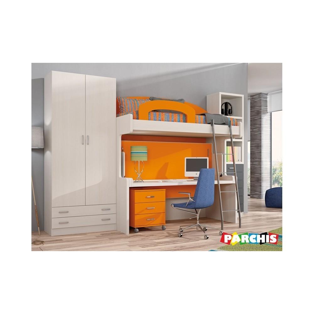 Dormitorios juveniles madrid dormitorios juveniles - Muebles infantiles madrid ...