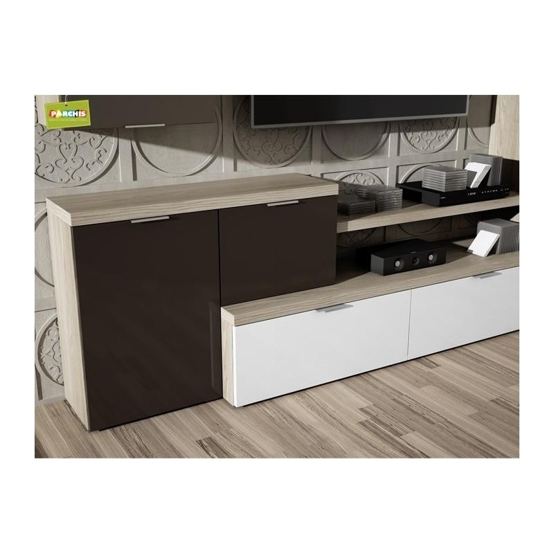 Muebles de sal n para espacios reducidos - Muebles de salon para espacios pequenos ...