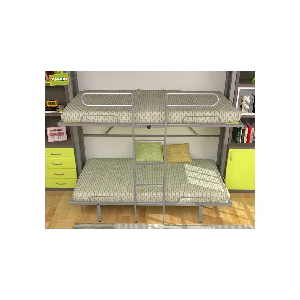 Ventaonlineliterasmetalicas mueblesamedidaabtiblesenmadrid for Ofertas de muebles juveniles