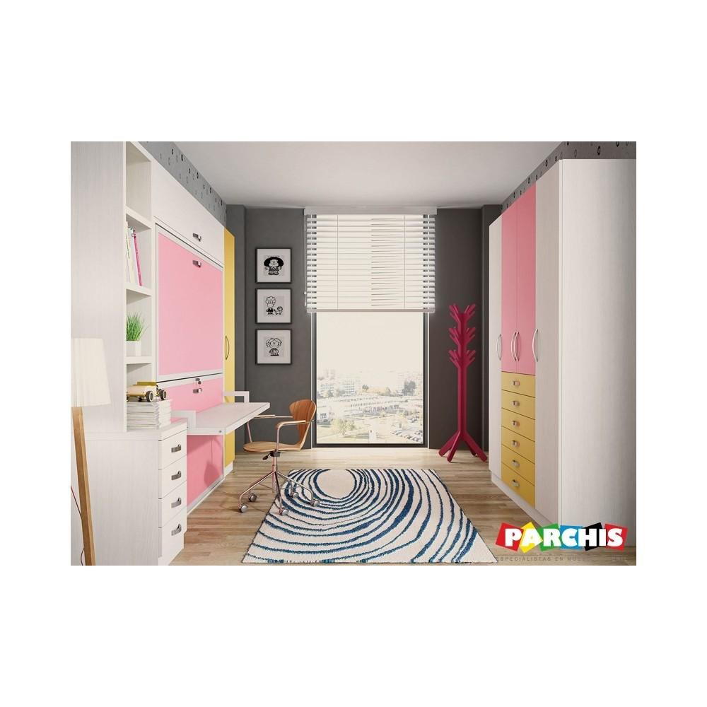 Literas Met Licas Plegables Horizontales Muebles Met Licos En Madrid # Ideas Muebles Barcelona