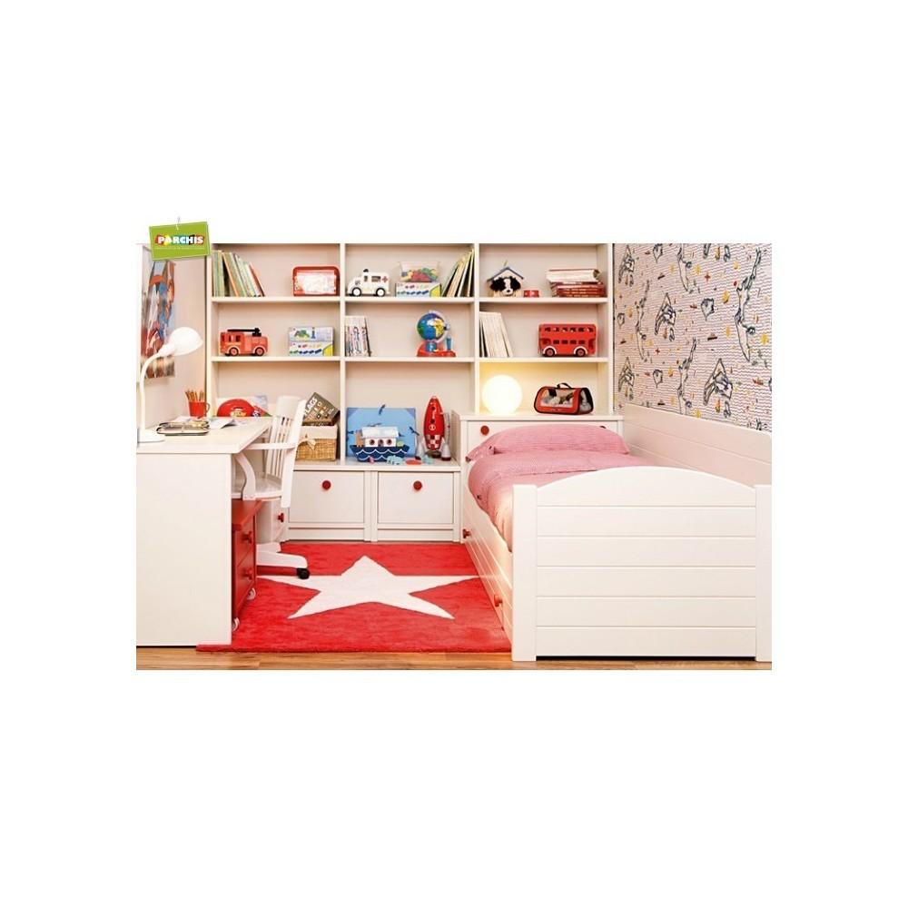 Dormitorio Lacado Blanco En Madrid 26