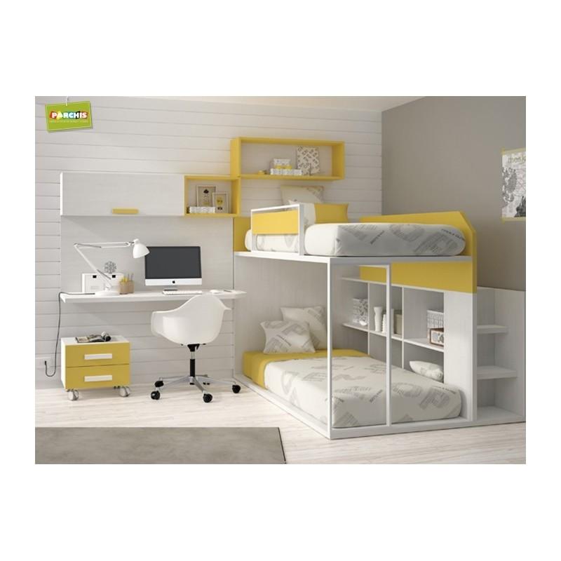 Comprar muebles literas infantiles para ni os madrid - Muebles literas infantiles ...
