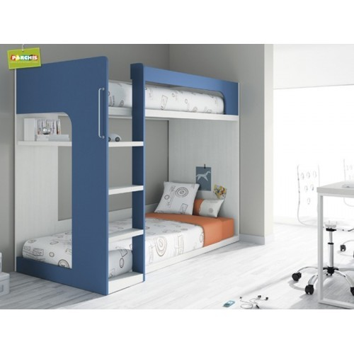 Literastriplesfijas literascontrescamas literasconcamasaltas for Dormitorios juveniles modernos precios