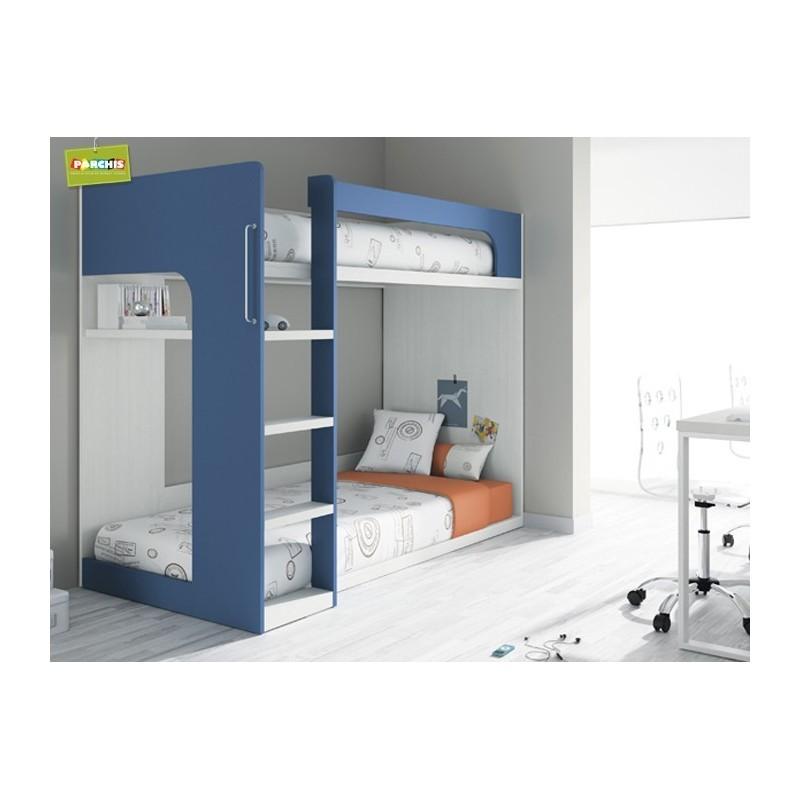 Comprar muebles juveniles madrid baratos literas dobles for Precios de dormitorios juveniles