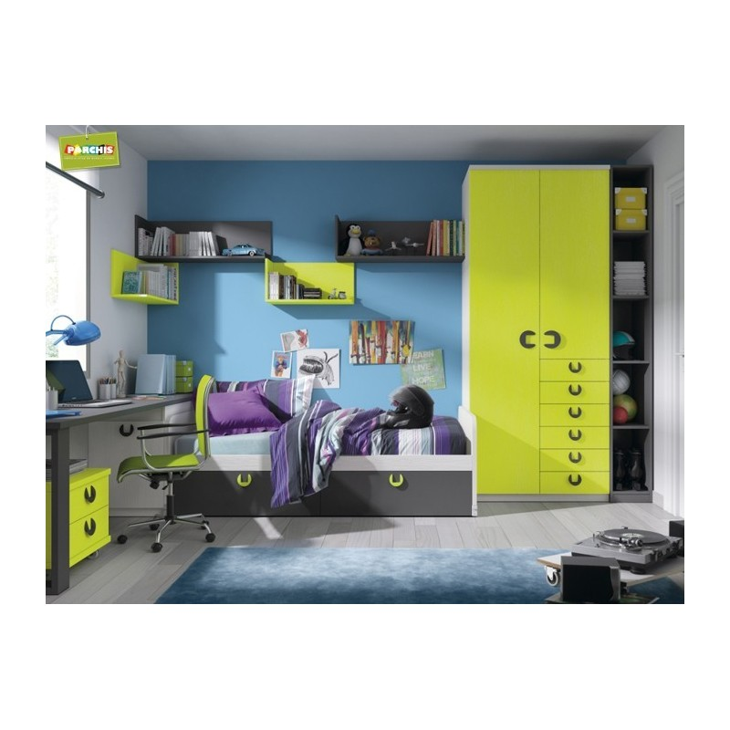 Dormitorio Cama Nido Valverde