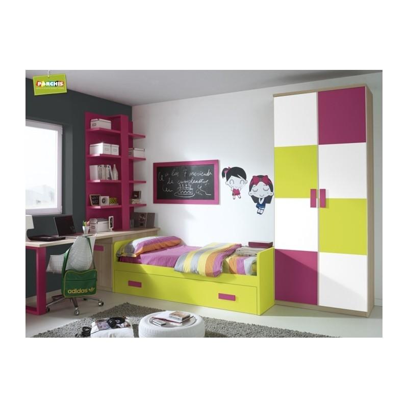 Cama nido barata madrid ofertas de cama nido en el - Dormitorios juveniles de segunda mano en madrid ...