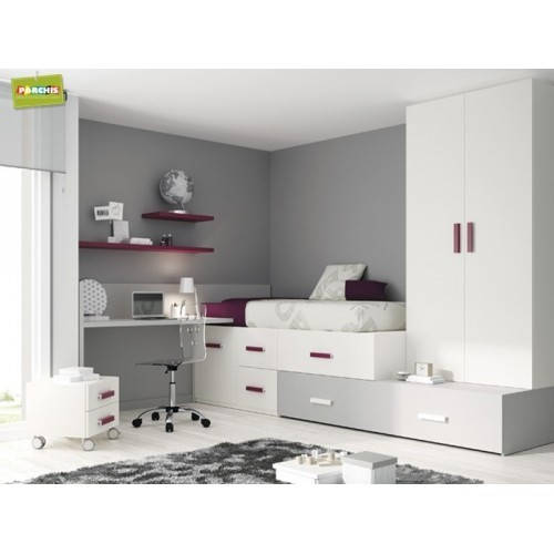 Dormitorio Cama Nido Henar