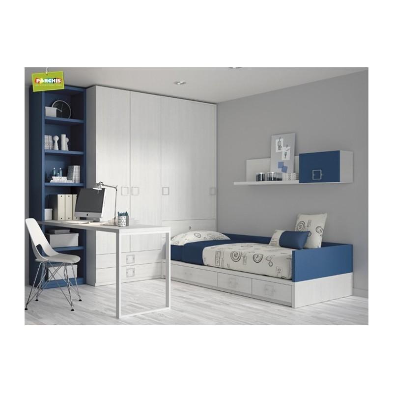 Cama nido barata madrid amazing affordable compacto y - Dormitorios juveniles segunda mano madrid ...