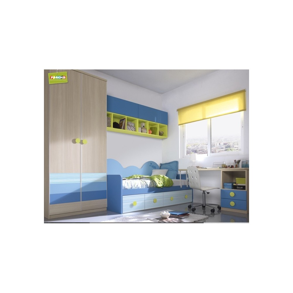 Comprar camas nido en madrid camas compactas camas for Ideas para espacios reducidos