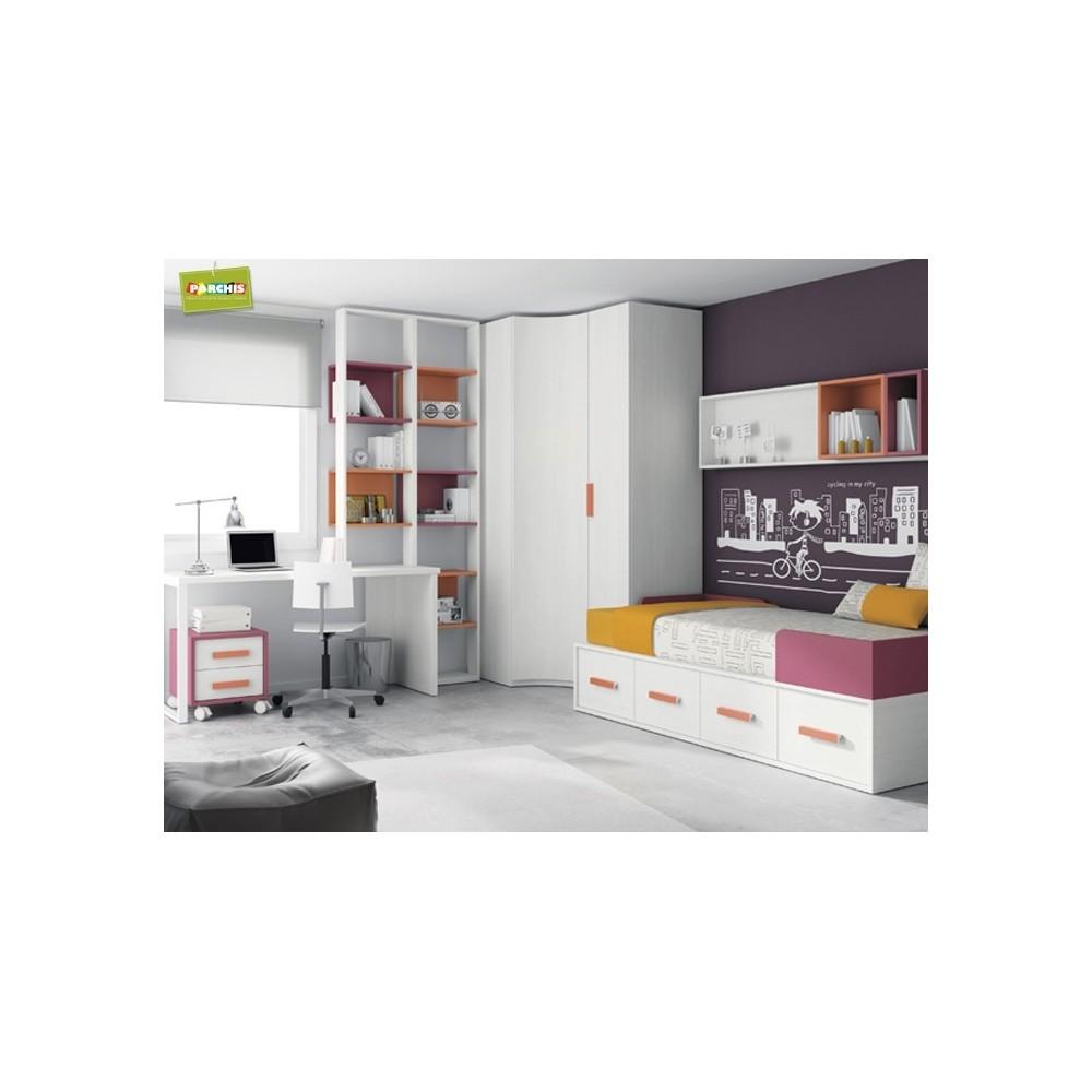 Cama nido barata madrid ofertas de cama nido en el - Vtv muebles catalogo ...