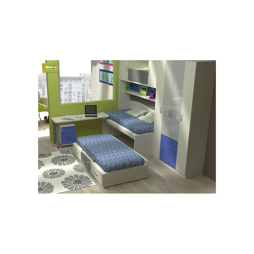 Comprar muebles baratos en madrid camas compactas for Muebles economicos madrid