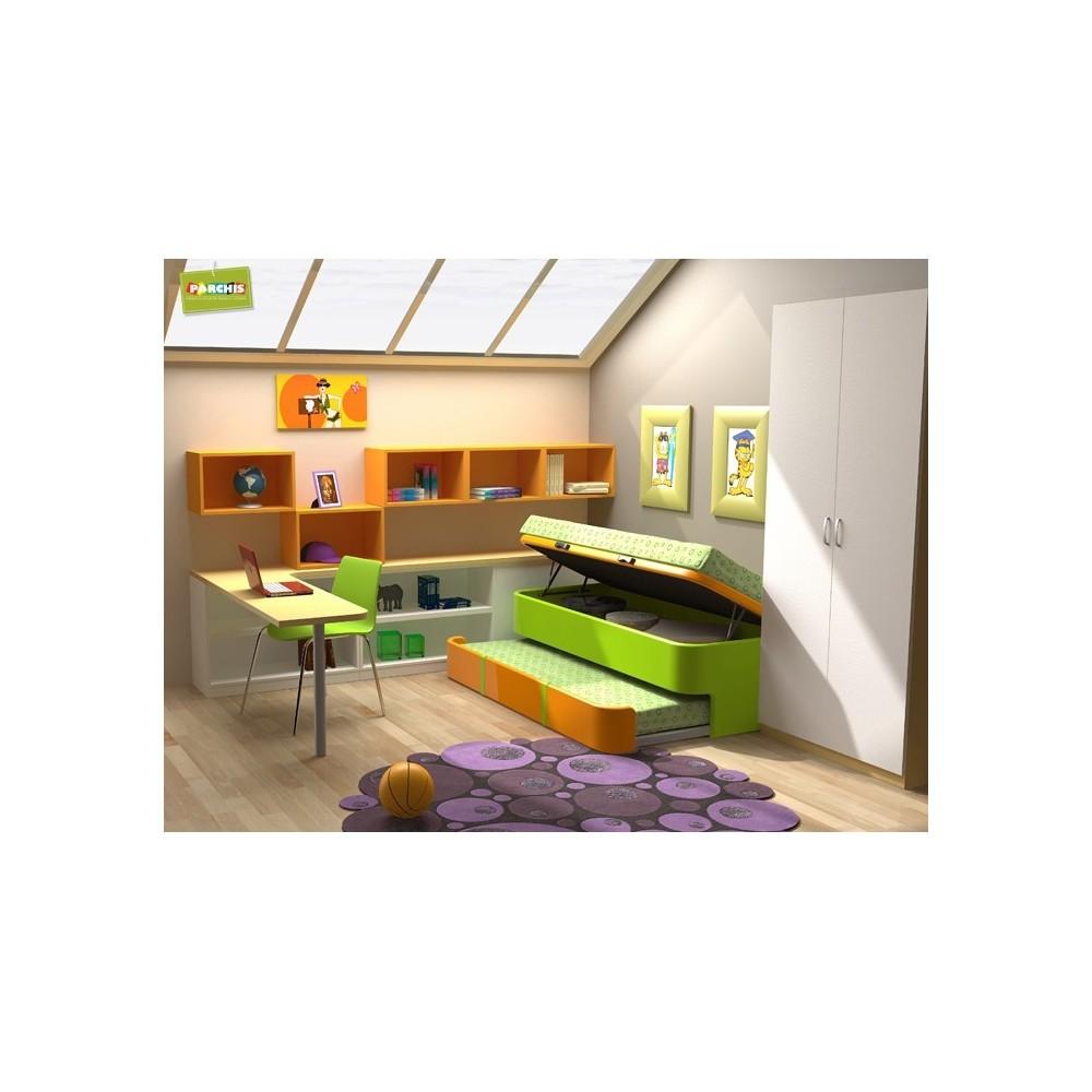 Dormitorios juveniles en madrid dormitorios juveniles - Dormitorios infantiles madrid ...