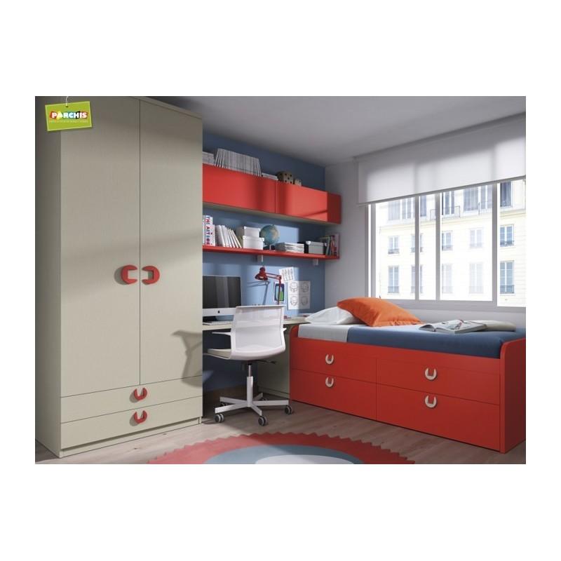 Donde comprar muebles juveniles ideas dormitorios para chicos - Muebles para chicos ...
