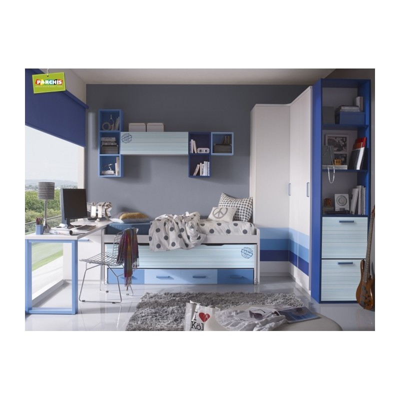 Camas compactas en madrid 22 - Dormitorios juveniles en madrid ...