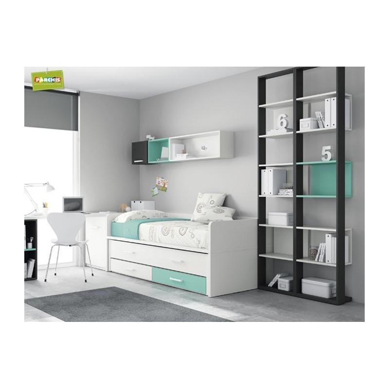 Camas compactas en madrid 41 - Dormitorios juveniles en madrid ...