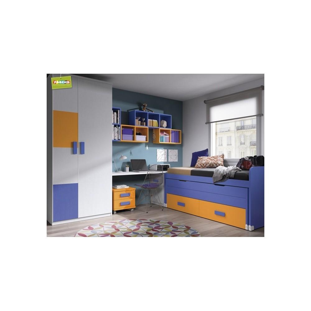 Camas infantiles en madrid 08 - Dormitorios infantiles madrid ...