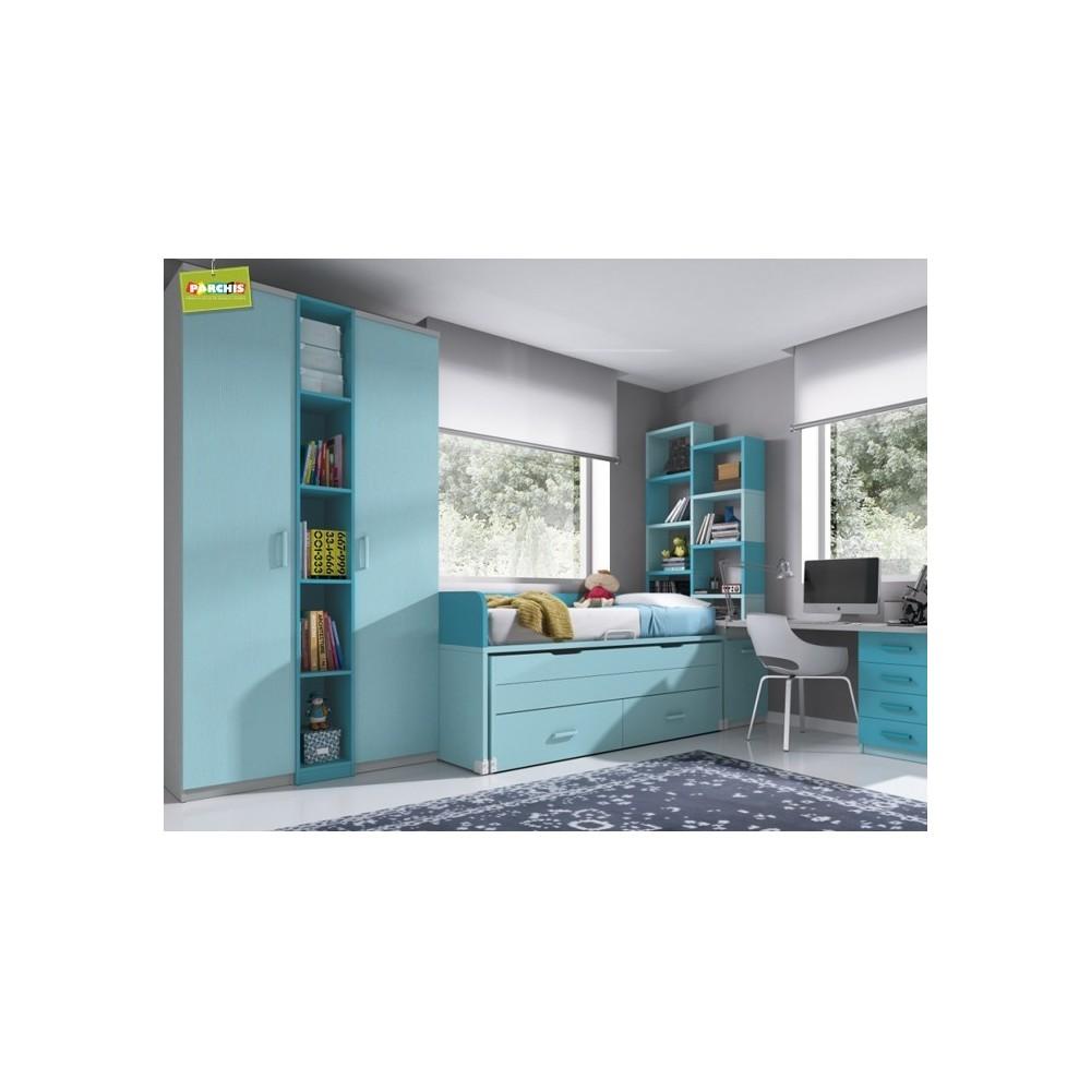 Camas infantiles en madrid 10 - Dormitorios infantiles madrid ...