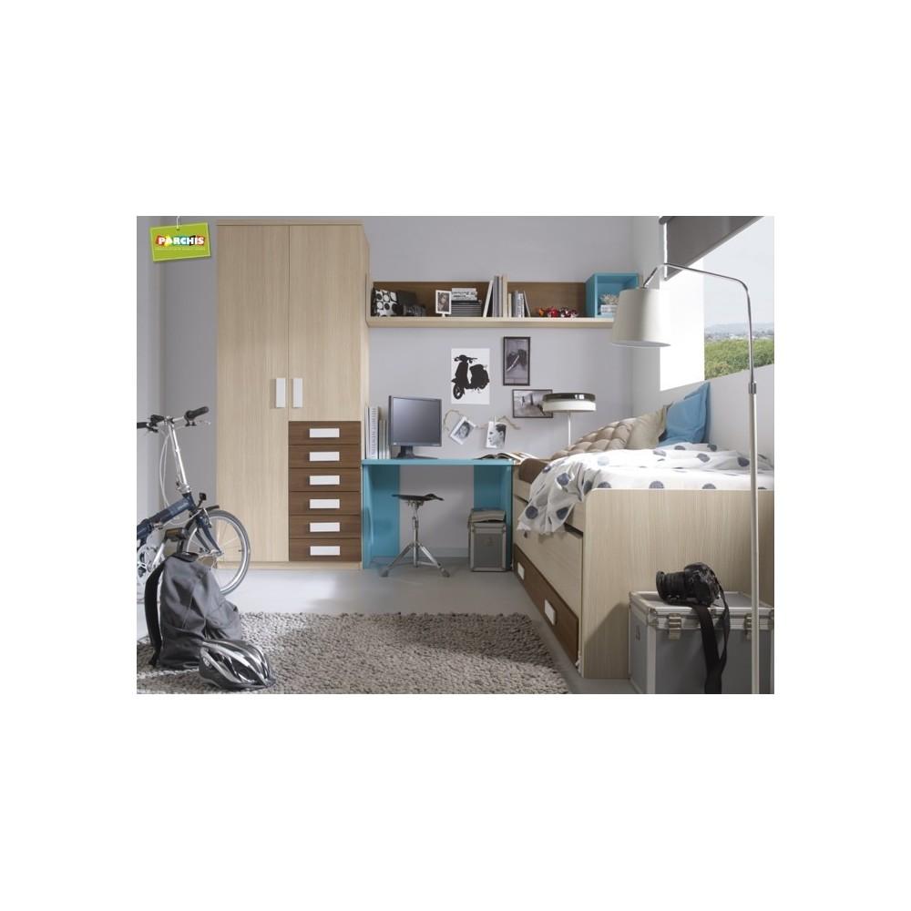 Camas infantiles en madrid 29 - Dormitorios infantiles madrid ...
