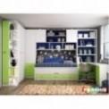 21- Compactos Juveniles en color verde | muebles economicos venta en madrid