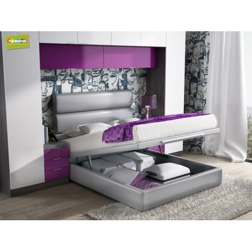 Dormitorios individuales dormitorios juveniles - Disenos de camas ...