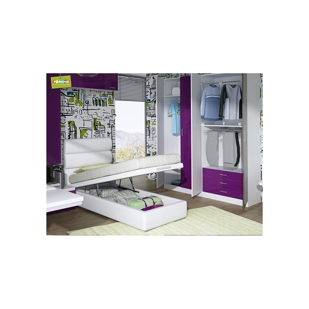 Cama canape abatible best canap abatible d ebro barato for Canape abatibles