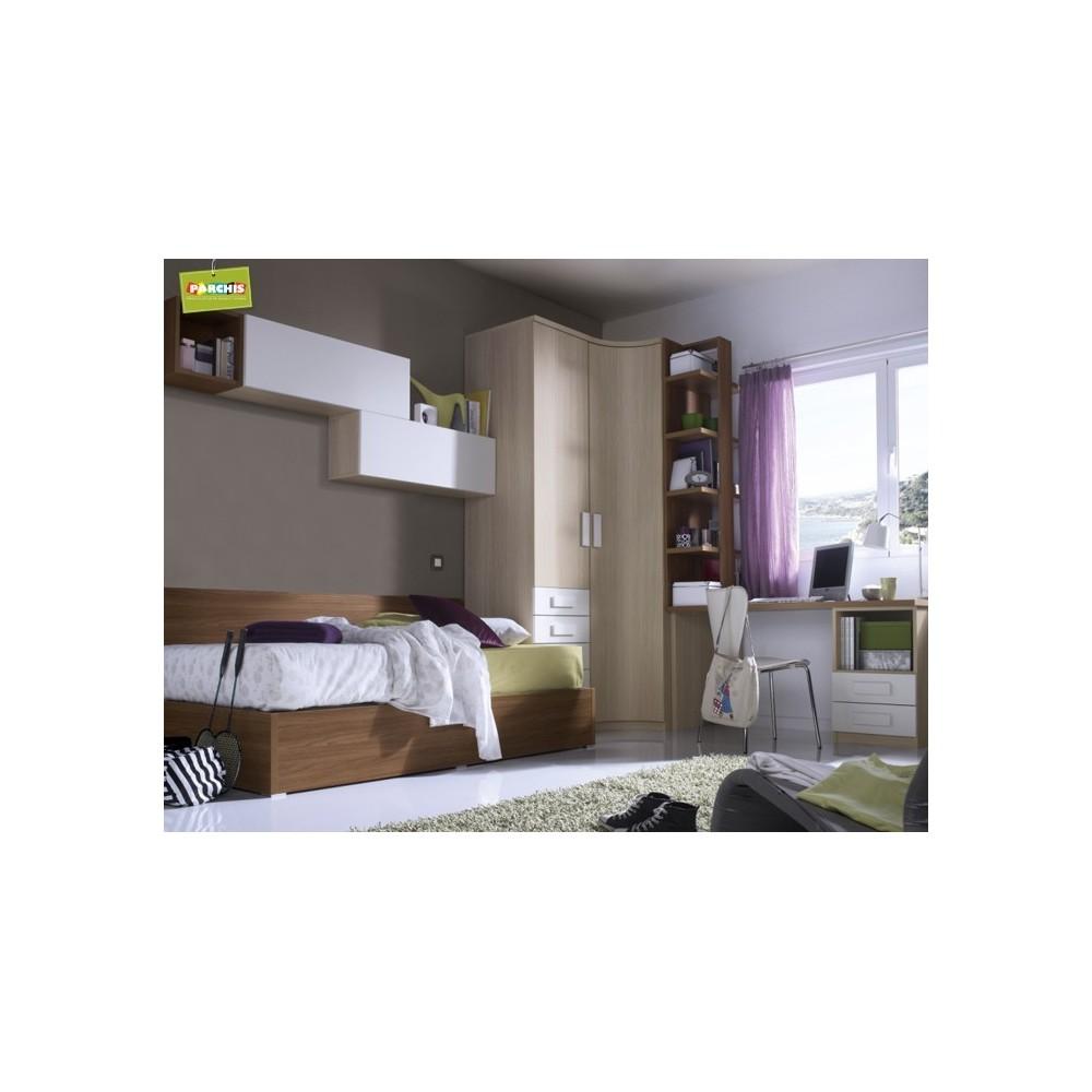 Mueblesjuveniles habitacionesjuvenilenmadrid for Muebles de calidad