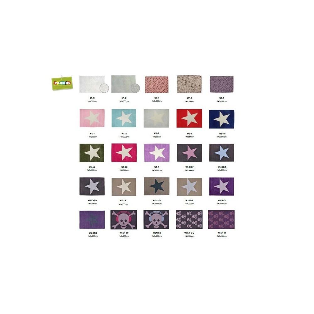 4 alfombras infantiles y juveniles - Alfombras juveniles ...