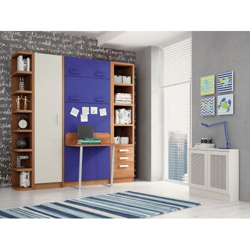 Camas abatibles verticales conforama camas abatibles - Dormitorios juveniles precios ...