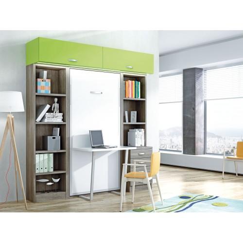 Dormitorios con Camas Abatibles Articuladas