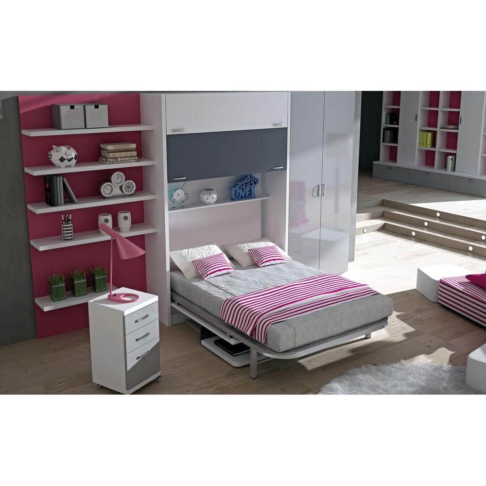 Catalogodemueblesabatibles vermueblesabatiblesenmadrid - Dormitorios con camas abatibles ...