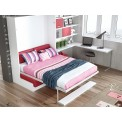 Dormitorios con Camas Altas Abatibles