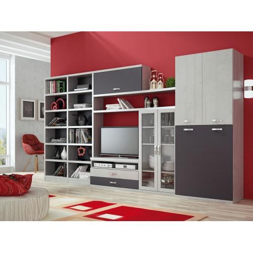 Dormitorios camas convertibles for Cama escondida en mueble