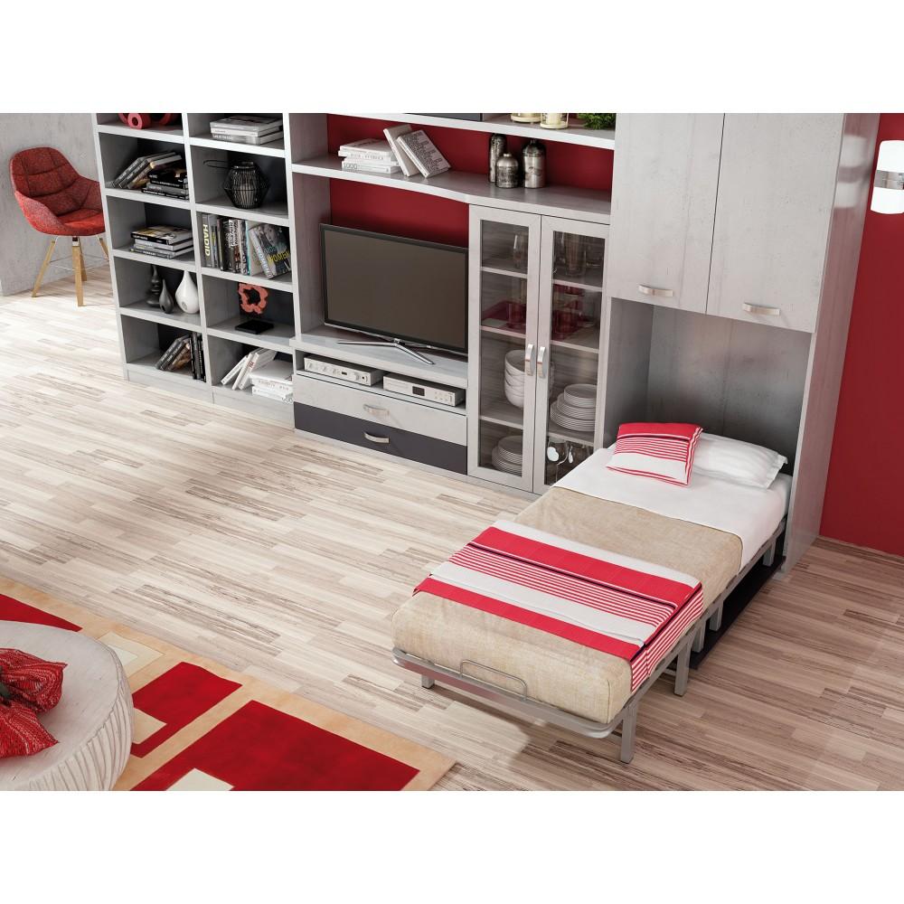 Mueblesinfantilesconcamasabatibles - Dormitorios con cama abatible ...