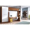 Dormitorios con Camas Abatibles Horizontales Estructura Metalica