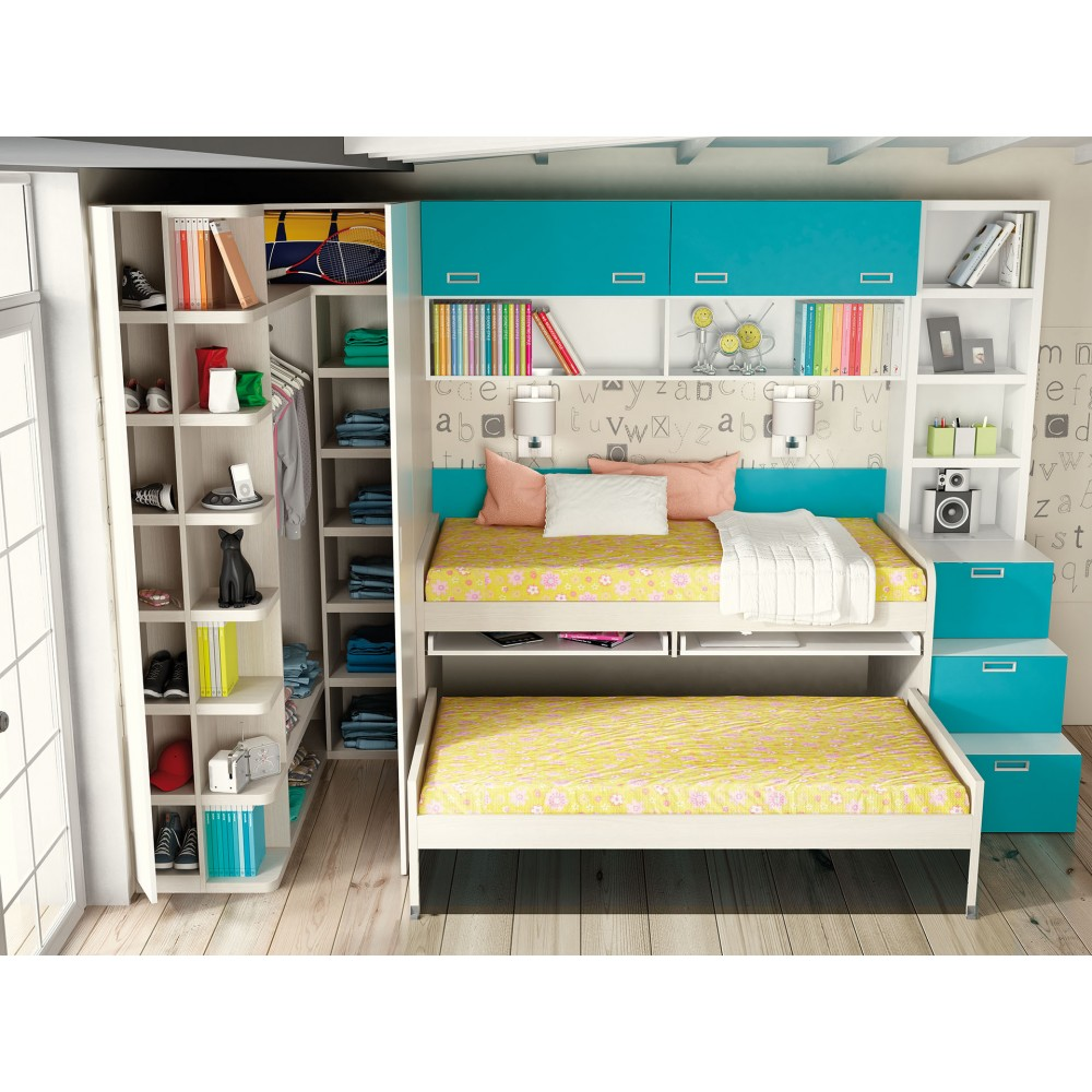 Comprar abatibles met licos en madrid muebles plegables - Camas horizontales abatibles ...