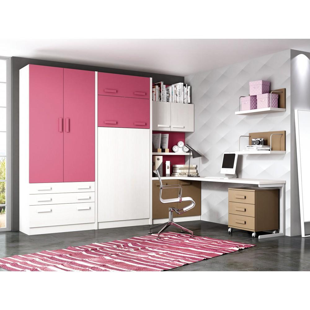Dormitorios Con Literas Abatibles Alta Calidad