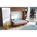 Dormitorio cama abatible matrimonio Carlos