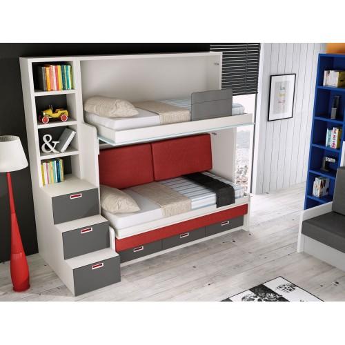 Dormitorio sofá cama Miño